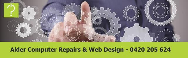 Alder Computer Repairs & Web Design